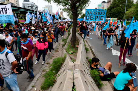 «Chino» Navarro sobre movilizaciones: «Le pido a los compañeros que no movilicemos»