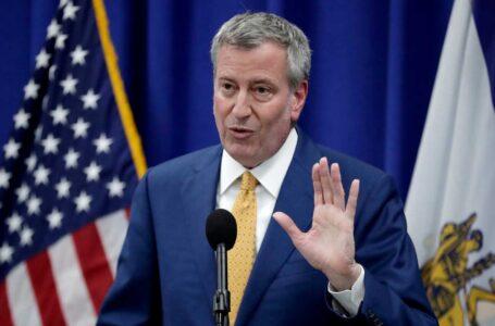 El alcalde de Nueva York anunció que planea abrir completamente la ciudad a partir del 1 de julio