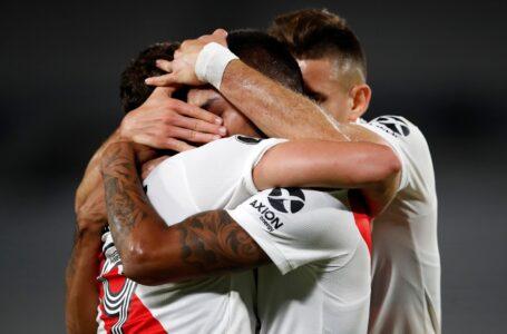 Por Libertadores ganaron River y Defensa; por Sudamericana Independiente y Central